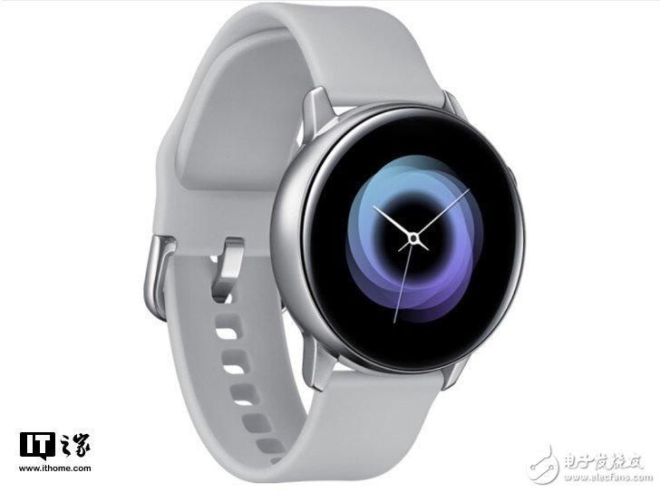 三星GalaxyWatchActive智能手表開啟預約 到手價1549元