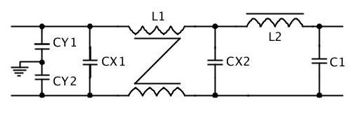 如何抑制开关电源模块中的电磁干扰