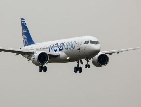 俄罗斯胜利航空公司正在计划用国产MS-21客机代替波音737 MAX