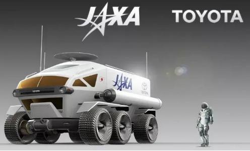 丰田研发自动驾驶燃料电池月球车 进军太空指日可待