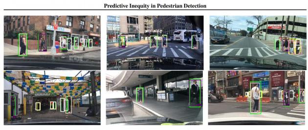 自動駕駛視覺識別系統更容易識別白皮膚的人,黑人:種族歧視