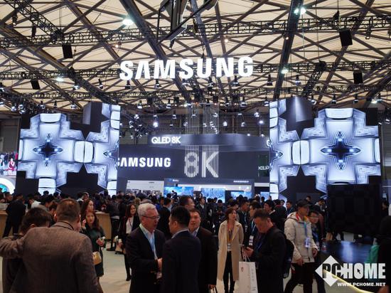三星携全套智能家居亮相 2019中国家电及消费电子博览会