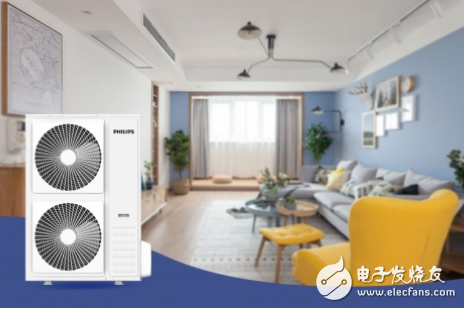 飞利浦空调正式登陆中国市场 让你一键之间即可获得舒适环境