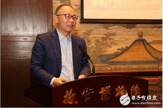 华为5G助力打造智慧故宫博物院弘扬中国传统文化