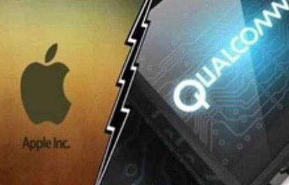 苹果败诉 需向高通赔偿约3100万美元