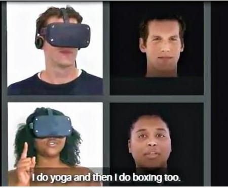 Facebook正在开发一种革命性的系统未来将可能实现VR社交
