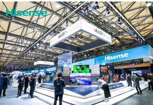 海信电视将会以三驾马车之力继续巩固海信电视在市场的第一位置