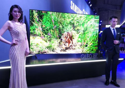 随着OLED电视销量的迅猛增长 OLED阵营的不断扩容