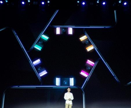 vivo X27系列配备全新进化的零界全面屏是vivo最美的手机