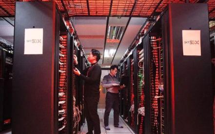 量子保密通信技术,引领韩国的5G时代