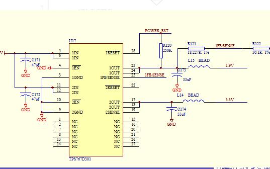 DSP原理与应用教程之DSP系统应用硬件设计的资料说明