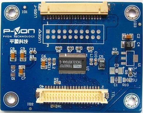 基于一个针对点到点和多分支应用的接口标准LVDS...