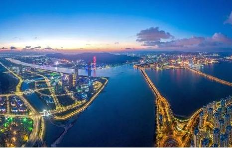 南方电网助力粤港澳大湾区建设世界一流智能电网和世界级城市群