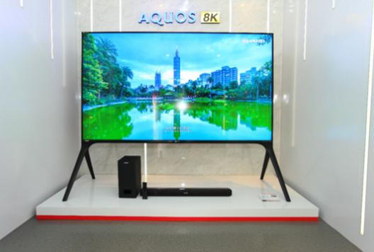 夏普发布80英寸的80A9BW电视 为大众生活的层面点滴带来革新