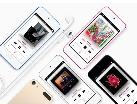 苹果现款iPod touch将配备4英寸Reti...