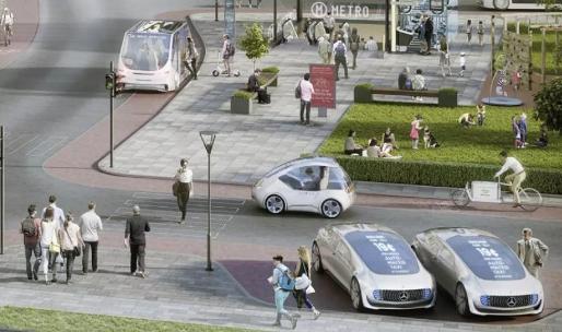 全球车企造哄抢 基本上与自动驾驶初创公司明确了合作关系