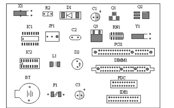 电子元件识别指南资料大全免费下载