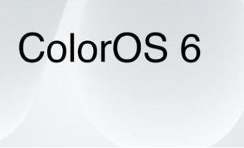 OPPO正式发布了全新设计的ColorOS 6