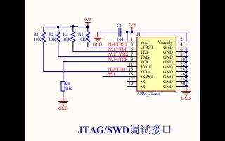STM32F407ZXXX核心开发板电路原理图免费下载