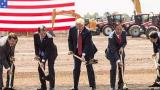 富士康宣布斥资100亿美元的威斯康星工厂将于明年年底之前投产