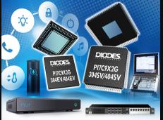 Diodes推出搭配低功耗解决方案的PCI Express 2.0数据包交换器以扩展其系列产品