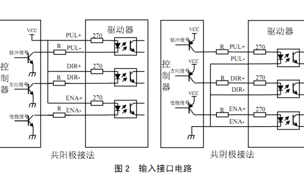MA860H两相全数字混合式细分驱动器的产品说明书免费下载