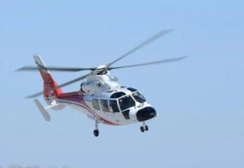 哈飞公司正式完成了对AC312E双发轻型民用直升机的试飞项目