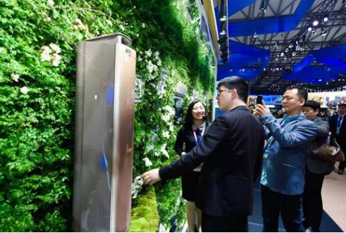 海尔健康空调技术升级 坚持以用户体验为核心