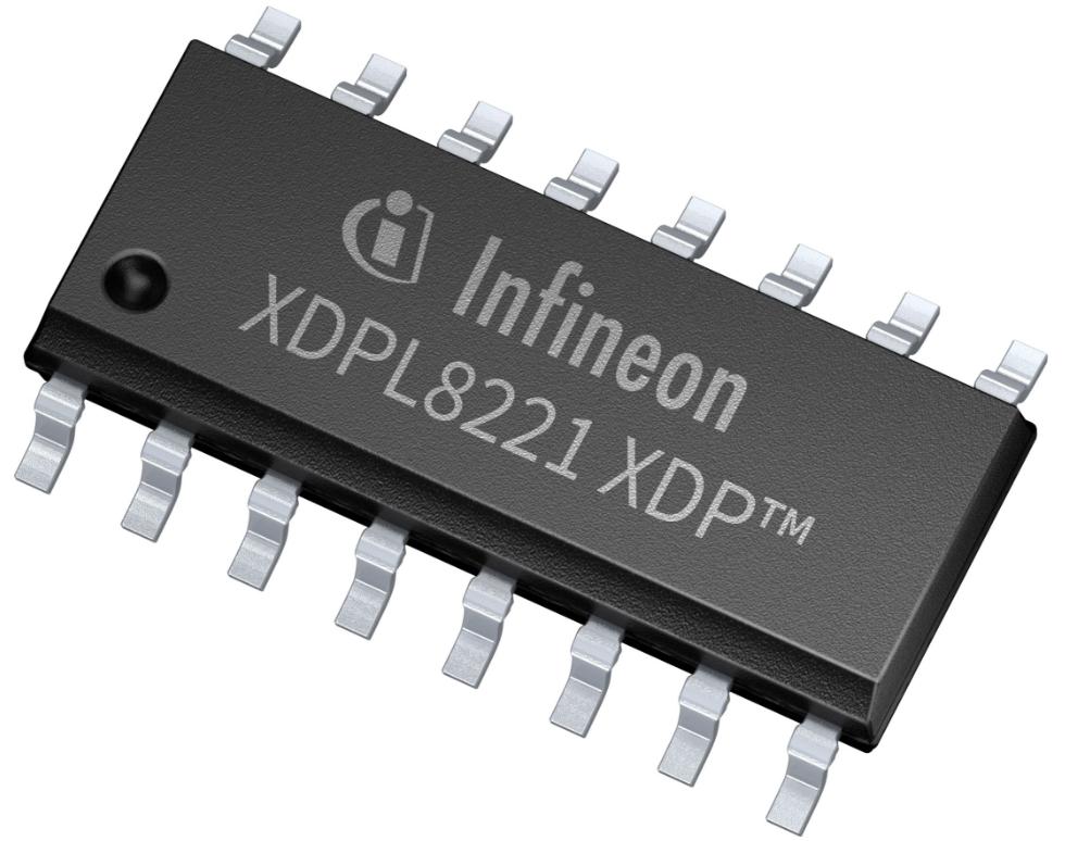 英飞凌科技助力智能照明 推出带通讯功能的LED驱动芯片XDPL8221