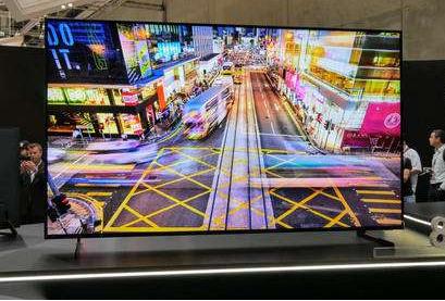 在5G这个风口 8K成为了电视产品们的绝对追求