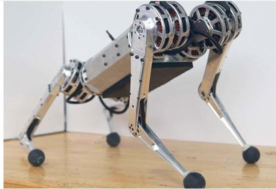 麻省理工学院发布了你猎豹小型四足机器人 最终不被...