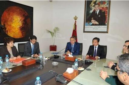 华为与摩洛哥运营商INWI签署了非洲首个5G战略合作协议