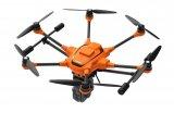 Yuneec 宣布其商用六轴飞行器UAS,可选配RTK系统,实现厘米级精确定位