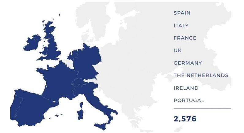 """西欧有超过四分之一的群众支持""""人工智能""""管理国家..."""