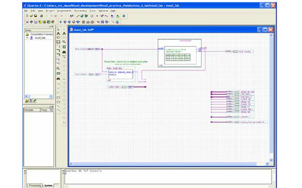 FPGA视频教程之NIOS II开发流程的详细资料说明