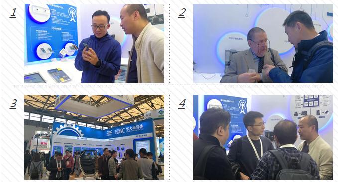 安路科技参加2019慕尼黑上海电子展