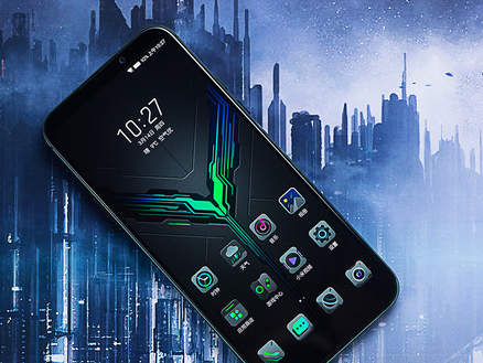 黑鯊游戲手機2更新了性能全開燒雞模式性能跑分輕松破40萬