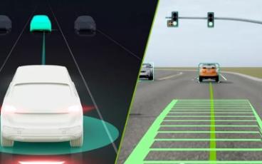 NVIDIA推出DRIVE AV Safety Force Field:保护自动驾驶车辆不受碰撞的计算?#22836;?#24481;驾驶策略
