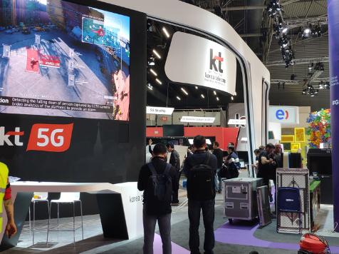 爱立信将助力韩国运营商4月初在韩国全国范围内推出商用5G服务