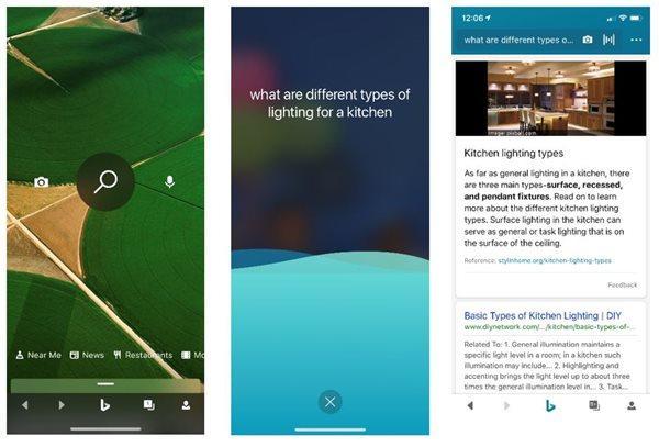 微软强化Bing应用,文字转语音功能明显改善