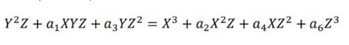 基于区块链椭圆曲线密码学ECC的研究