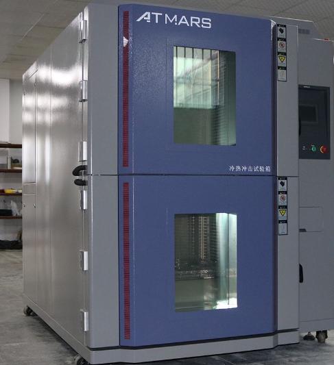 冷热冲击实验箱的结构与说明