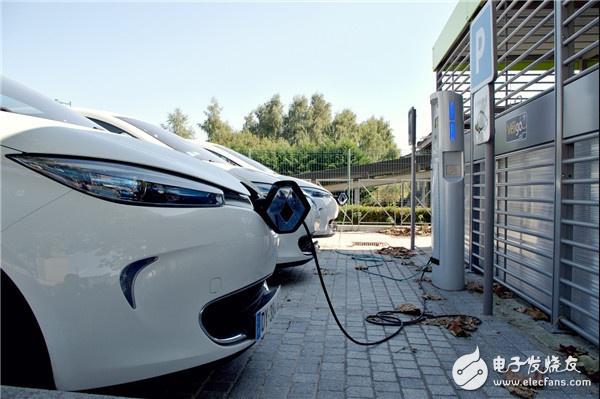到2020年,安徽將建成電動汽車充電樁18萬個以上