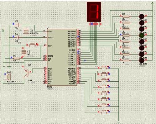 51单片机对无线抢答器的设计