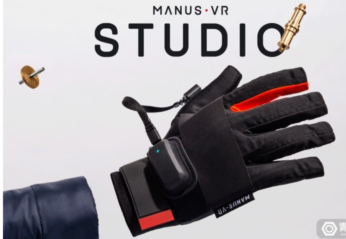 VR体感手套厂商Manus:推出全套VR培训解决方案