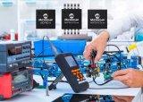 Microchip推出全新SAR ADC系列产品,专为新型SAR ADC产品系列设计的配套差分放大器