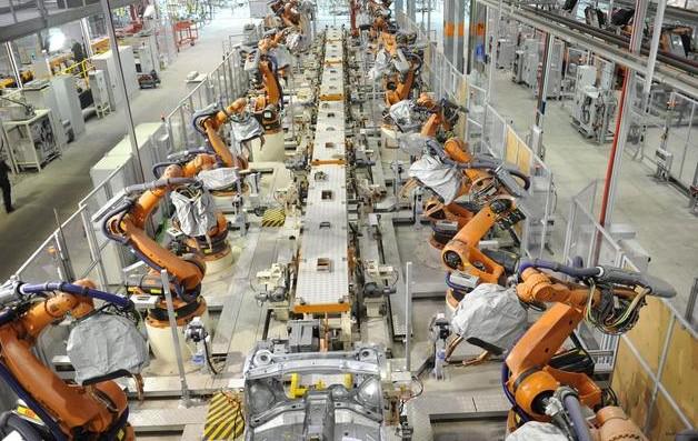 機器人產業鏈進入發展黃金期 廣闊應用前景不期而遇