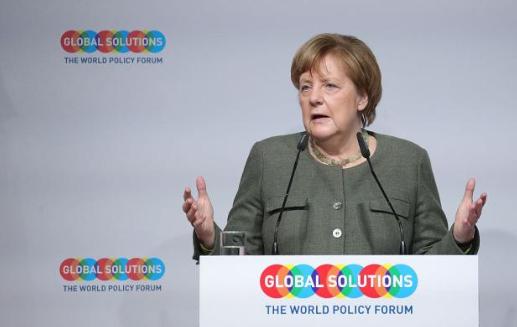 美国频频施压,华为还能否参与德国5G建设? 德国总理表态了