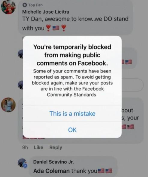 脸书为何屏蔽白宫社交媒体主任页面?