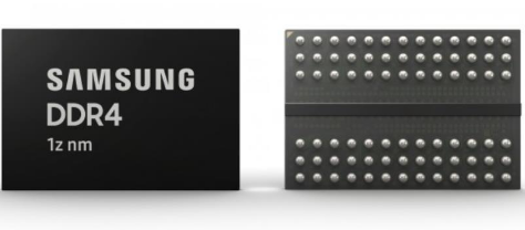 三星突破DRAM的擴展極限 成功研發10nm級DDR4內存